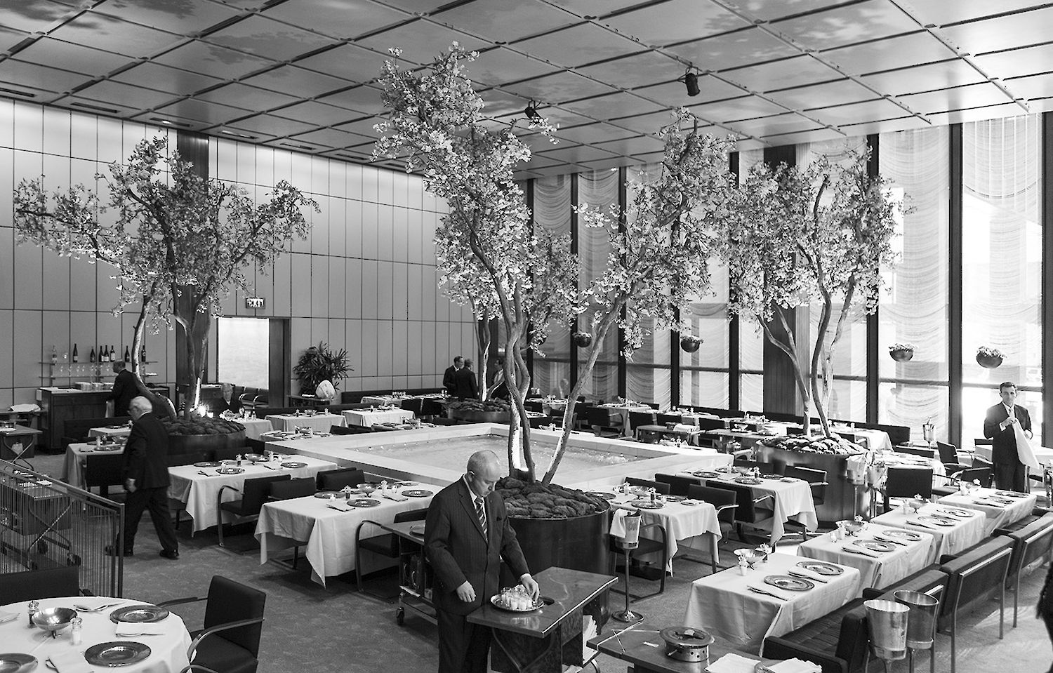 The Four Seasons Restaurant for Another Magazine