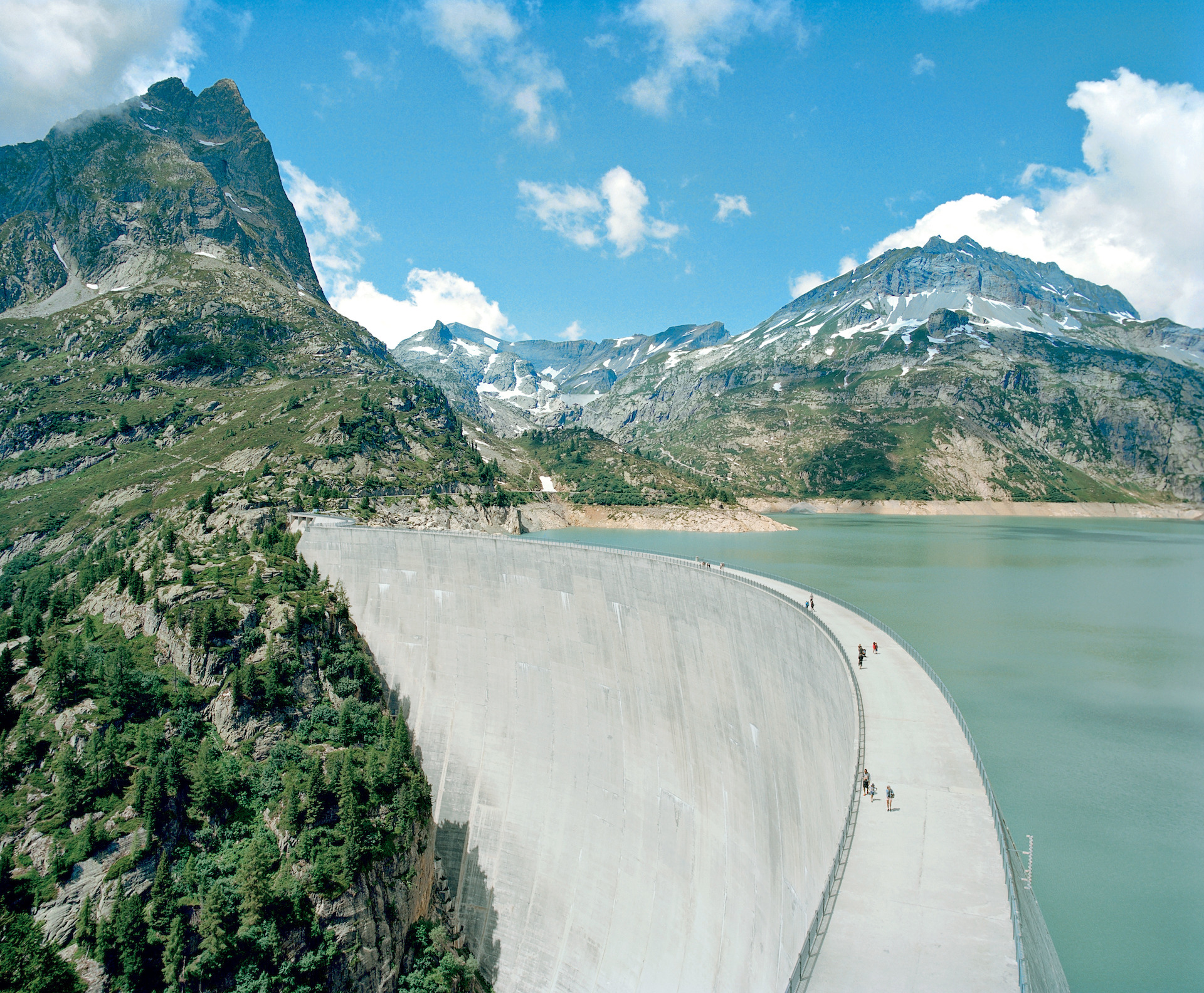 Bloomberg Markets - Dams, Switzerland
